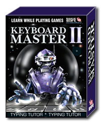 Keyboard Master Typing Tutor