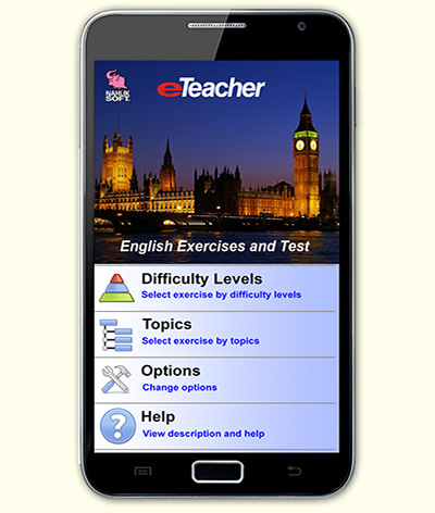 eTeacher English for Android