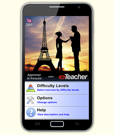 eTeacher French for Android