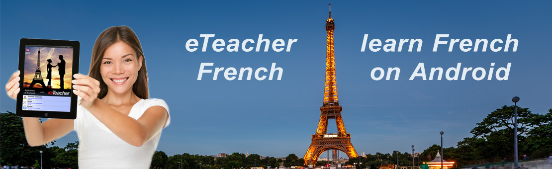 eTeacher Android French